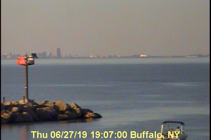 Buffalo webcam - Sturgeon Point Marina webcam, New York, Erie County