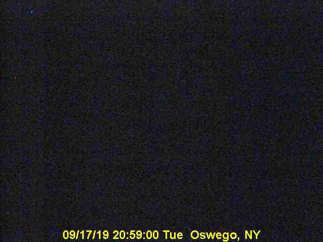 Oswego Lake Ontario Webcam Image